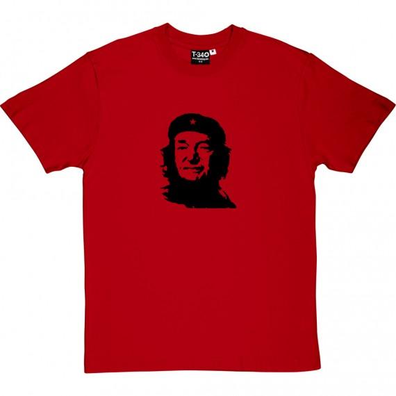 """Richie Benaud """"Che Guevara"""" T-Shirt"""