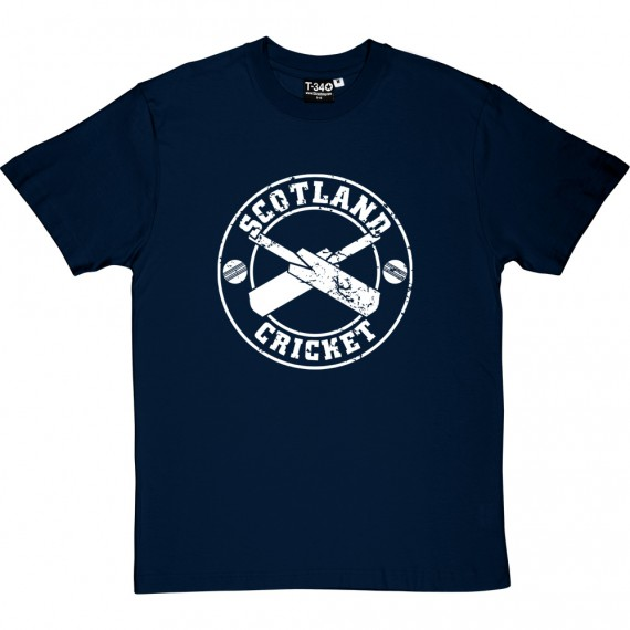 Scotland Cricket T-Shirt