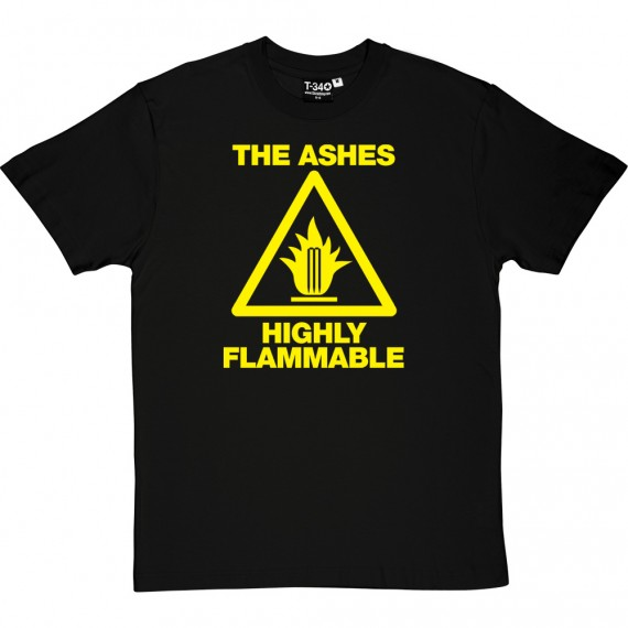 The Ashes: Highly Flammable T-Shirt