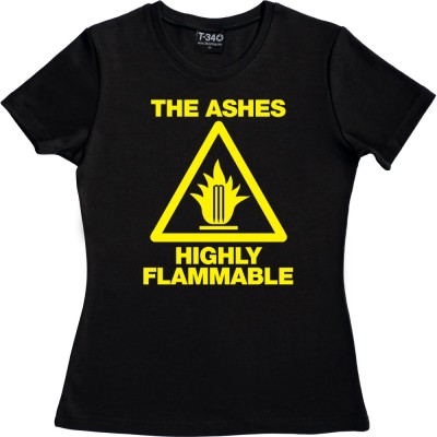 The Ashes: Highly Flammable