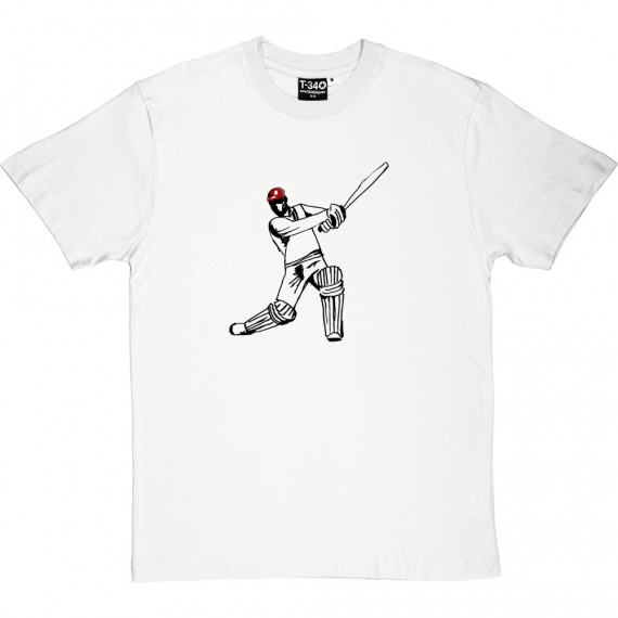 Viv Richards Sketch T-Shirt