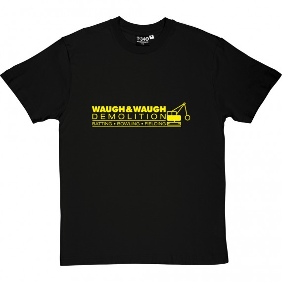 Waugh and Waugh Demolition T-Shirt