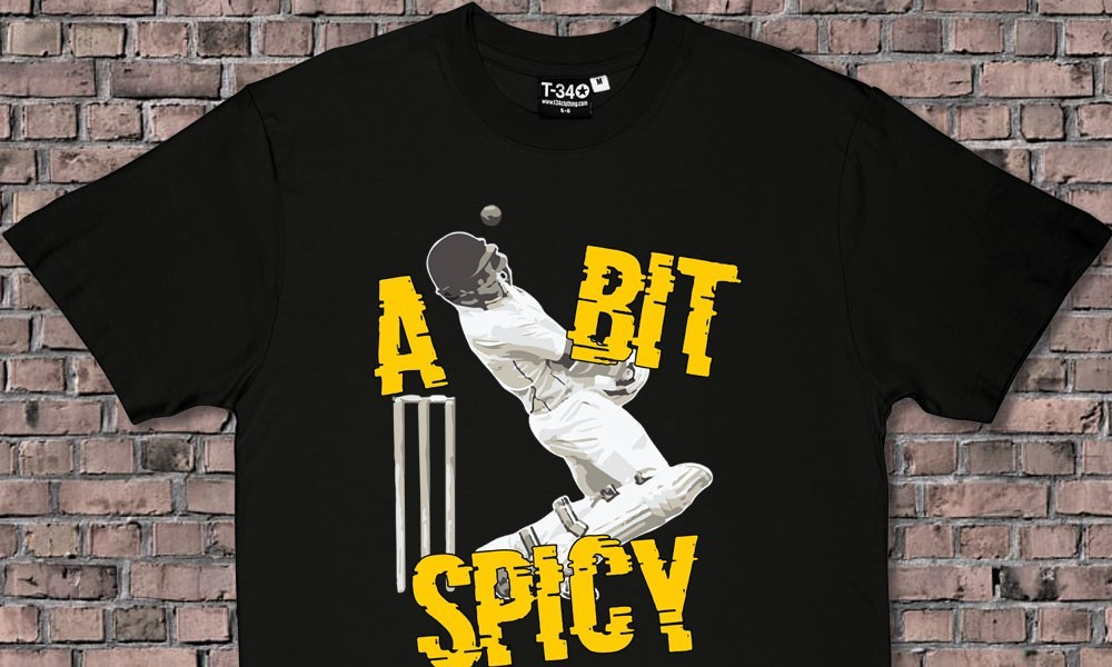A Bit Spicy...