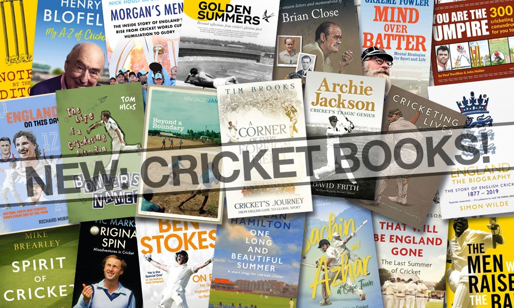 Expand Your Cricket Library!